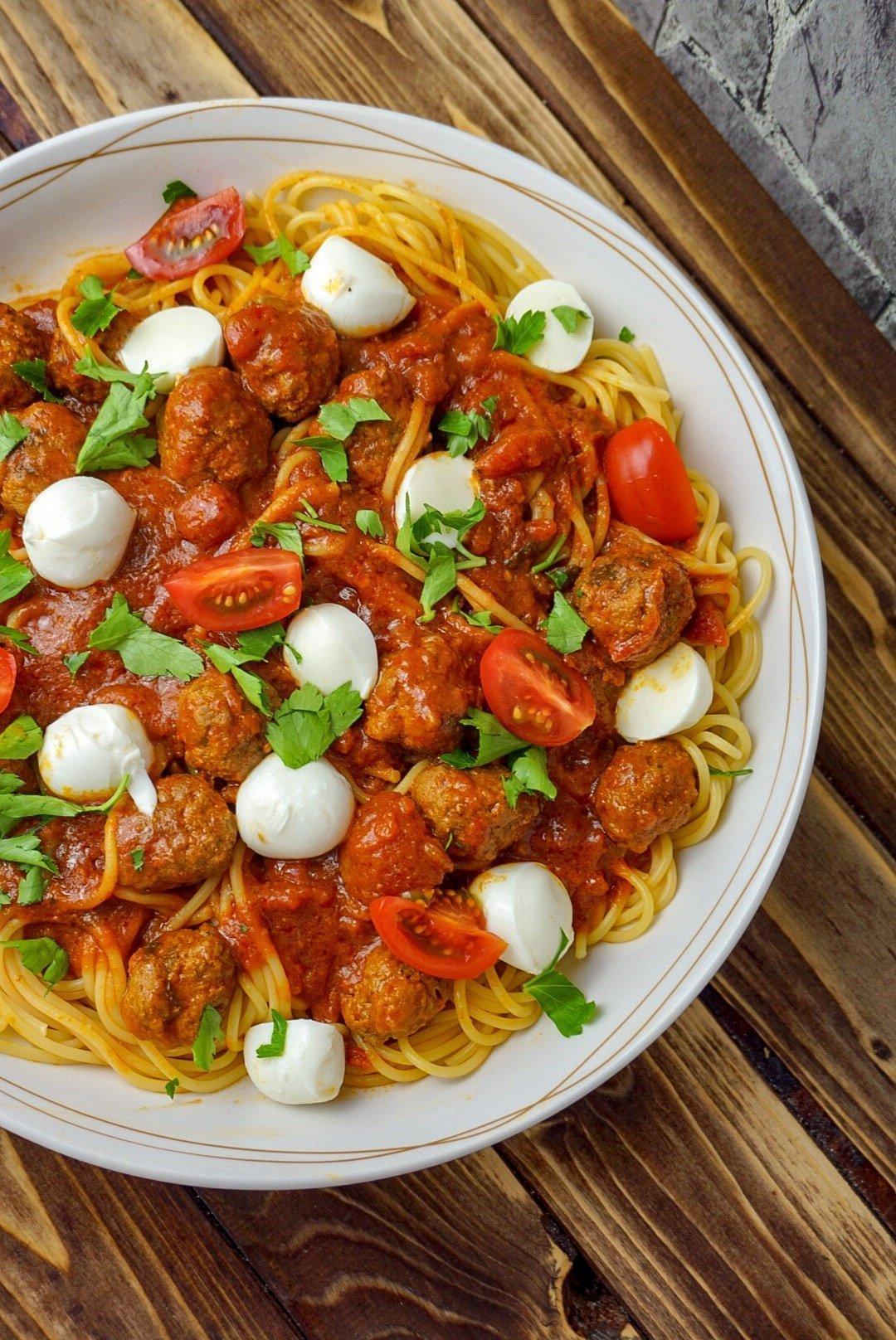 Spaghetti à la Susi und Strolch