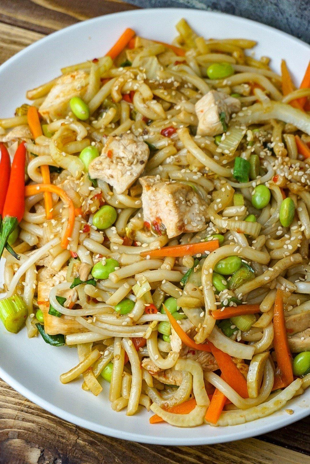 Thai Streetfood Noodles